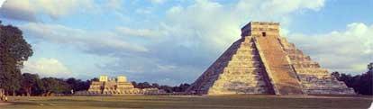 Chichén Itzá Ruinas Mayas México